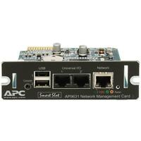 APC AP9631 UPS Network Management Card with Environmental Monitoring
