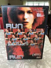 New listing Run Lola Run Full Screen And Wide Screen Dvd