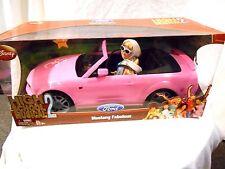 2008 Disney High Scool Musical 2 Mustang Fabulous MIB
