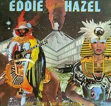 Eddie Hazel: Game, Dames and Guitar Thangs. CD Funk