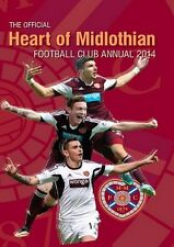 Hearts of Midlothian Fc Annual Yearbook 2014 new Scottish Premier