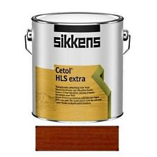 SIKKENS Cetol Holzschutz Extra Wetterschutz-Farbe UV-Schutz 045 mahagoni 5 L