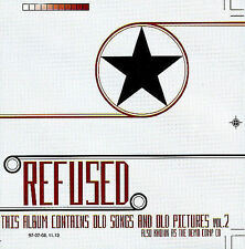 Refused, The E.P. Compilation, Excellent, Audio CD