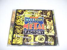 TMF presents. The Metal Factory EVA CD 1996 Megadeth