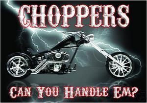 Chopper Ironhorse Big Dog Banner #3 Sign Flag Poster High Quality!!