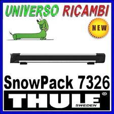 Portasci Thule Snowpack 7326 per 6 Paia sci oppure 4 Snowboard 75 cm