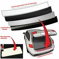 Lackschutzfolie-Ladekantenschutz für Audi RSQ3 / F3, ab BJ 2019-Carbon Schwarz