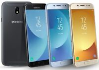 New Samsung Galaxy J5 2017 SM-J530F Unlocked  LTE 16GB Dual SIM Black Gold Blue