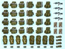 Black Dog 1/72 US Modern Soldier's Equipment Accessories Set No.3 [Resin] T72011