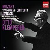Otto Klemperer -Mozart: Symphonies & Serenades New CD