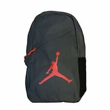 NEW Nike AIR JORDAN Backpack Crossover Pack (Grey/Red)