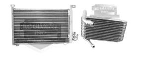84 85 86 87 88 Pontiac Fiero Evaporator & Condenser Core 6514N EV2660 USA AC2660