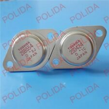 1 pares de transistores TOSHIBA TO-3 2SB554/2SD424 B554/D424 100% Genuino Original