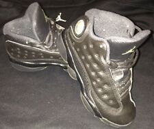 Nike Air Jordan 13 Retro Xlll GS Altitude Black Ghost Green Youth Sz 2.5Y