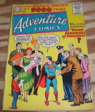 Adventure Comics #227 comic book very good 4.0