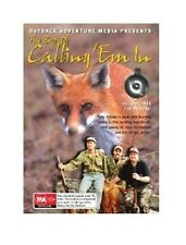 NEW Hunting DVD - Best of Calling Em In - Includes Fox Whistle, Hunting Wild Cat