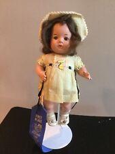 "Doll Madame Alexander Annette Dionne 11.5"" Composition All Original 1930's"