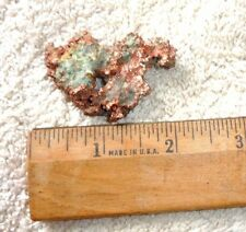 RARE NATURAL COPPER ORE NUGGET MINERAL SPECIMEN