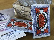 Papier de Damas Arabisches Zigarettenpapier papes 45 Päckchen 100% Baumwolle