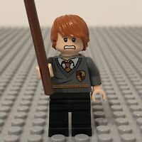 LEGO Ron Weasley Minifigure Harry Potter From Set 4738 - hp112