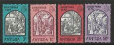 Antigua 1970 Christmas set SG 286-289 Mnh.