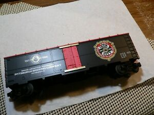 MTH 30-78072 iron city pittsburgh brewing uncatalogued item 135th anniversary
