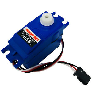 Traxxas 2056 Servo, High-Torque, Waterproof -#2056 Revo, Summit, Rustler, Slash