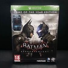 Batman Arkham Knight Game of the Year Edition GOTY Xbox One Game NEW REGION FREE