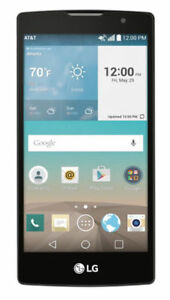 LG Escape 2 H443 - 8GB - Black (AT&T) Smartphone Brand New Never Opened