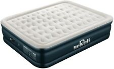 Mersuii Air Mattress Queen Size Portable Inflatable Airbed with Built-in Pump Du