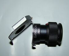 Vintage Samigon View finder focusing  lens fits canon