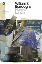 Naked Lunch: The Restored Text New Paperback Book William S Burroughs