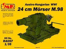CMK 1/35 Austro-Hungarian WWI 24cm Morser M.98 # RA057