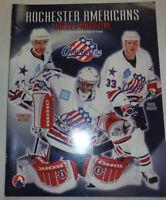 Rochester Americans Magazine Francois Methot December/January 2000 010215R
