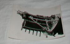 PHILLIPS & POWIS T1/37 AERO ENGINE AIR MINISTRY PRESS PHOTOGRAPH 1938 MILES M.15
