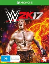 WWE 2K17  - Xbox One game - BRAND NEW