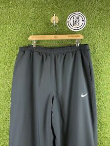 NIKE GOLF, Mens Size XXL, Black, CLIMASTORM Waterproof Golf Trousers,*EX COND*