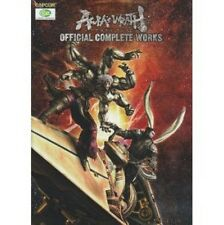 Asura's Wrath official complete works analytics art book / PS3 / XBOX360