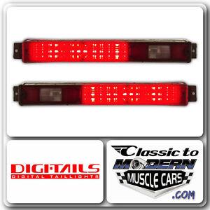 DIGI-TAILS LED Taillight Light Conversion Fits 70-71 Buick Skylark / Gran Sport