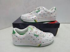 VINTAGE NIB ROCAWEAR PRO KEDS ROYAL COURT KELLY GREEN MENS SIZE 10.5 Y573W