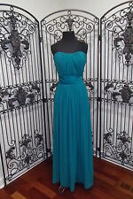 SR250 DESSY COLLECTION 2860 SZ 8 JADE FORMAL PROM HOMECOMING BRIDESMAID DRESS