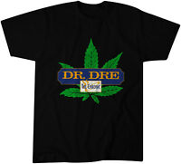 Dr. Dre The Chronic Promo T-Shirt - Classic Hip-Hop - Death Row Records