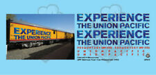 Union Pacific Promontory Experience Baggage Car HO Decals UP UPRR Heritage Fleet