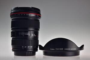 Canon EF 16-35mm f/2.8L USM Excellent