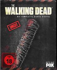 The Walking Dead 7 - TWD7 - Blu-ray STEELBOOK Staffel/Season 7 - UNCUT NEU & OVP