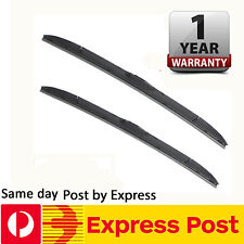 Windscreen Wiper Blades For FORD LASER  1990- 2003 front pair
