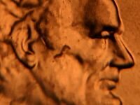 Strike Thru US  Mint Error 2019-D Lincoln Cent Extremely RARE
