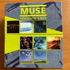 Muse - Absolution Box (4 CD's & 4 DVD's)