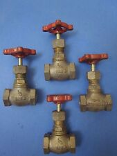 Stockham Gate Valves B-16, 1/2