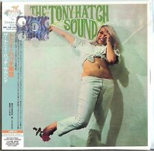 TONY HATCH - THE TONY HATCH SOUND   CD  2007  BMG  JAPAN  P.ICT PAPER SLEEVE